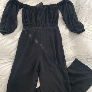 🆕 Revamped Black Jumpsuit
